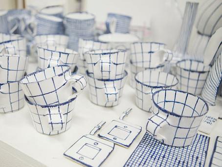 Discover Marianne Hallberg's ceramics