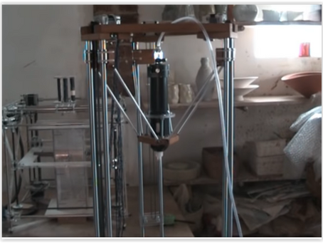 Make your own Ceramic 3D Printer