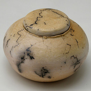 Horse hair pottery!!!