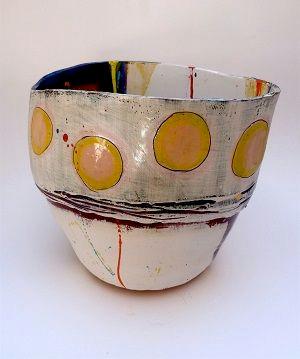Angry Pixie loves Linda Styles' ceramics
