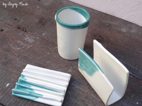 My private ceramics initiation workshops