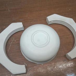 new bowls for BOL porridge bar // part 2