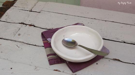 assiette à soupe