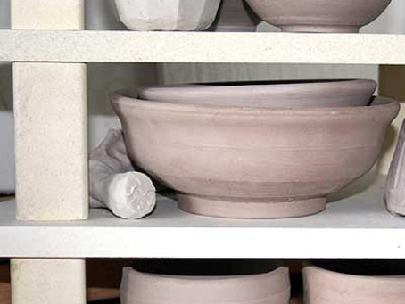 For new ceramicists: how to load a kiln