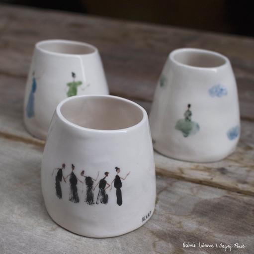 vases avec Noémie Labrosse