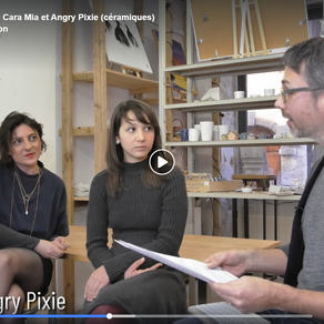 Cara Mia X Angry Pixie // Interview