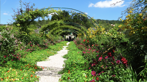 a summer day in Giverny