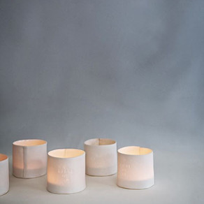 Photophores / candle holders