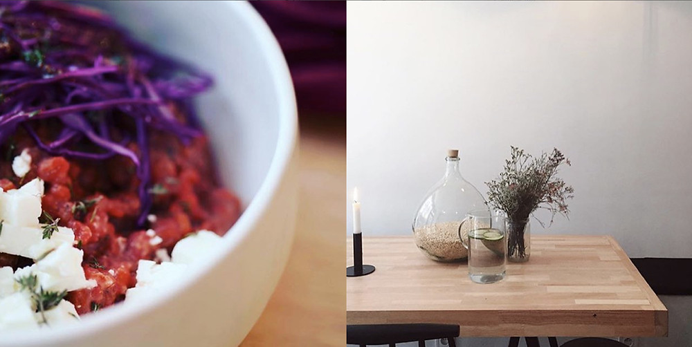 Making bowls for Bol Porridge Bar