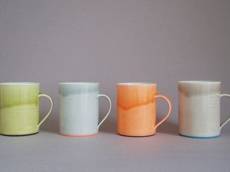 Ceramicists I love : James and Tilla Waters