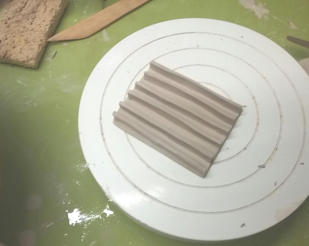 bathroom set : making pics