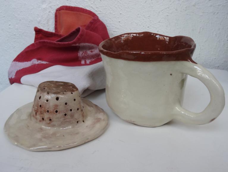 angry pixie's tea mug