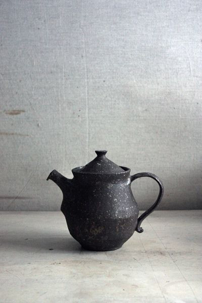 beautiful black ceramics