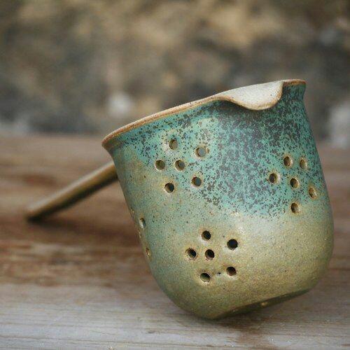 ceramic tea strainers