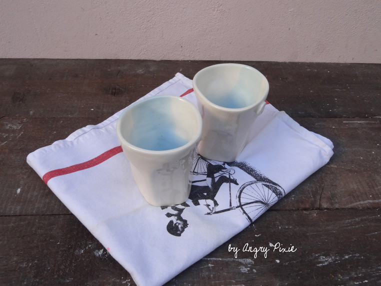 tasses à latté