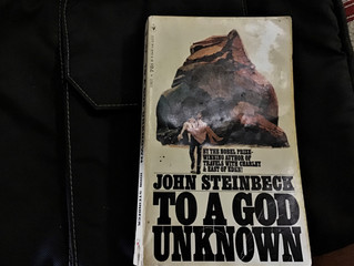 Invoking Steinbeck