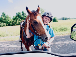 Life's a Ride, it's Serendipitous