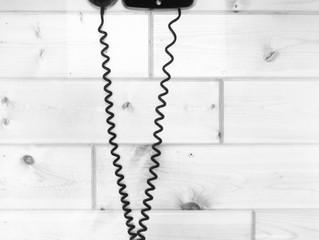 The Telephone. Rapid Evolution.