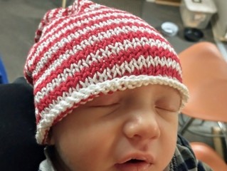 What Does This Sleeping Baby Have To Do With Whisk Brooms?