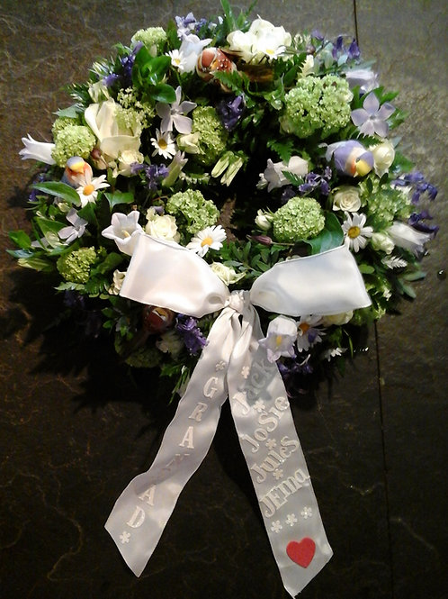 Personal wreath