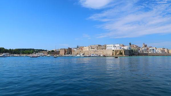 Otrante, la citadelle