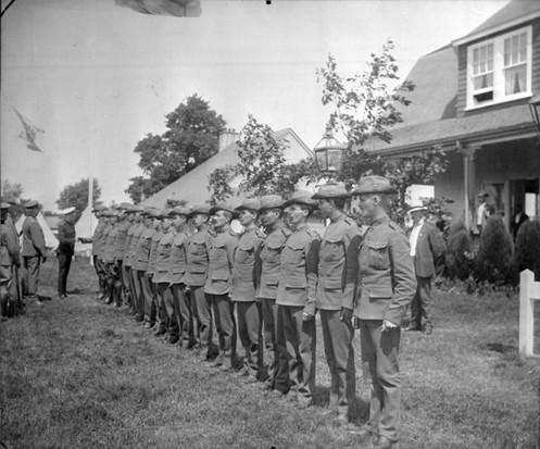 1905 Bisley Team
