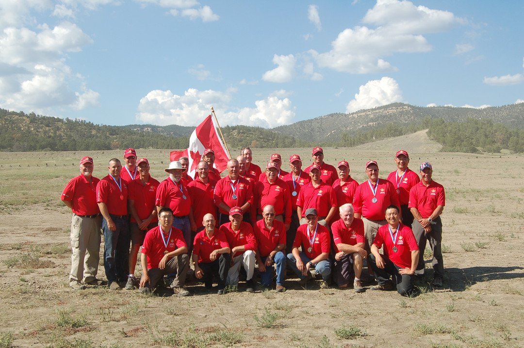 2013 F-Class Team