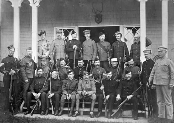 1906 Bisley Team