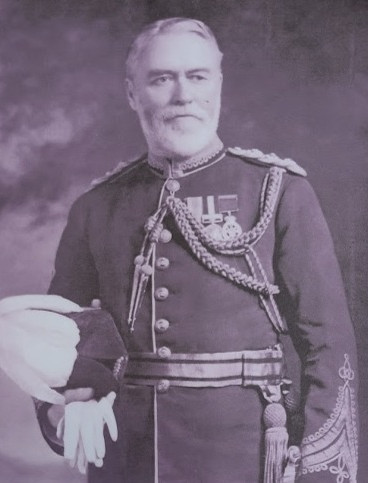 Col, Hon. J.M. Gibson, ADC