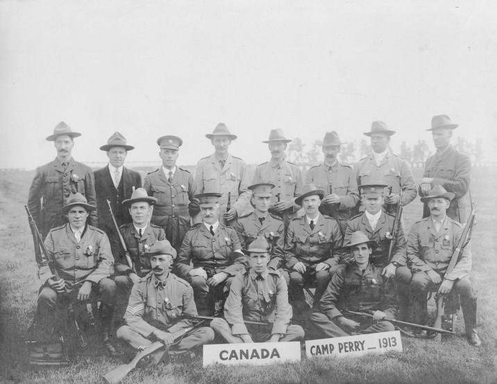 1913 Palma Team