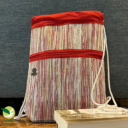 Backpack- Bright Red