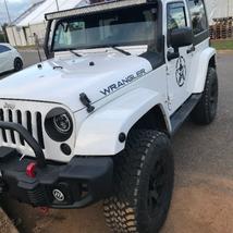 Parechoc avant rugged ridge  lesbumper Jeep swrangler jk ubar