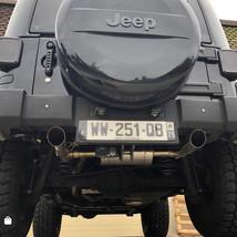 Echappement valve clapet Jeep Wrangler J