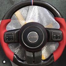 Volant carbon Jeep Wrangler JK
