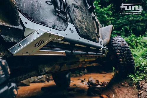 MARCHEPIEDS Fury - Jeep Wrangler JL & JK
