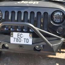 Parechoc avant Poison spyder Jeep Wrangler JK