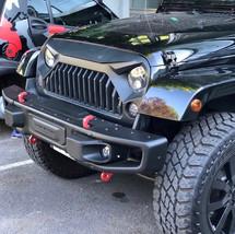 Parechoc acier Jeep Wrangler Mopar 10th
