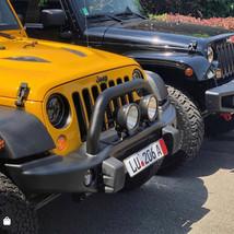 Parechoc AEV Jeep Wrangler JK  lesbumper