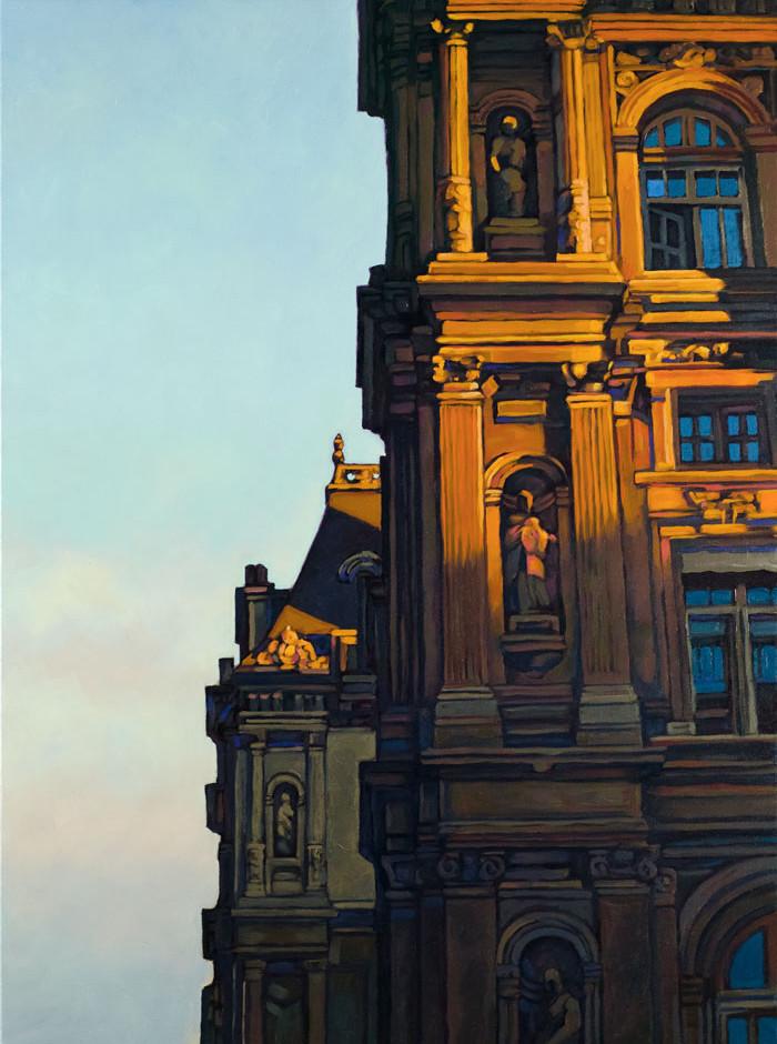 HYMAN : Hotel de Ville
