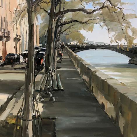 RUAIS : Quai de Bethune, Pont Sully