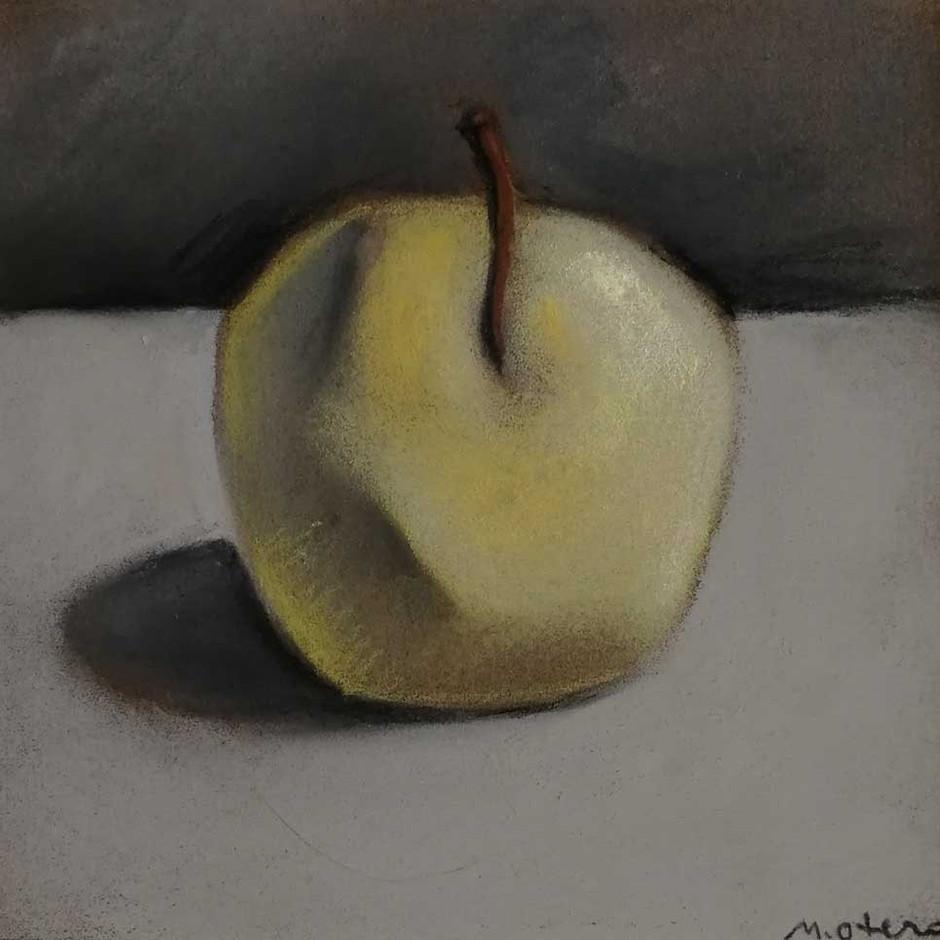OTERO : Nature morte à la Pomme
