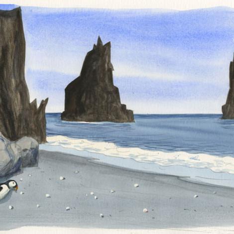 LOUSTAL : Islande III