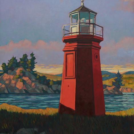 HYMAN : Hudson River Light
