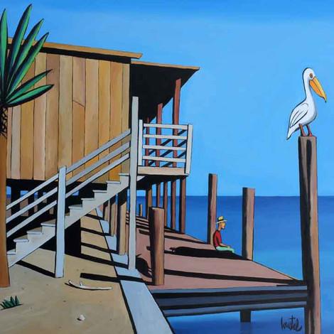 LOUSTAL : Everglades motel