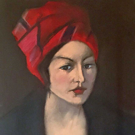 OTERO : La fille au turban
