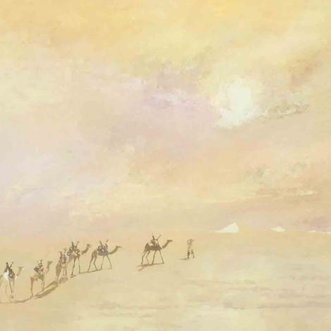 ARZUL : La caravane