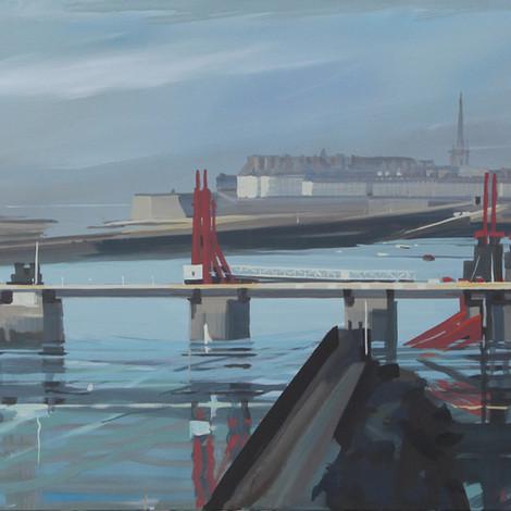 AUBOIRON : Port de Saint Malo