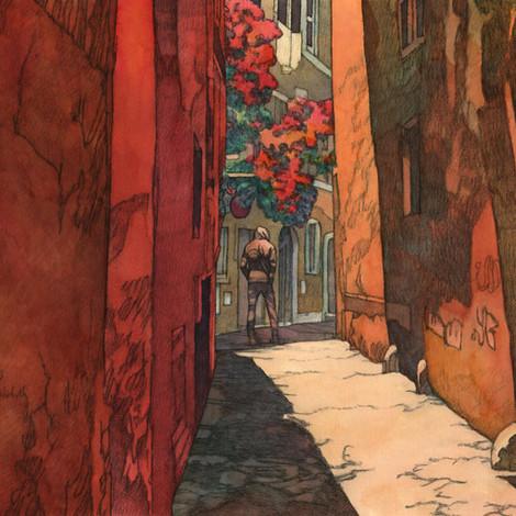 HYMAN : Rome, Sidestreet