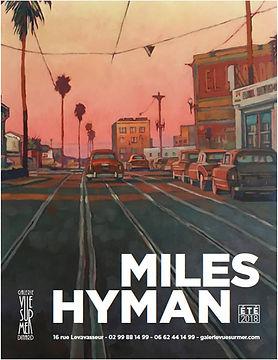 Exposition ETE 2018 Miles Hyman