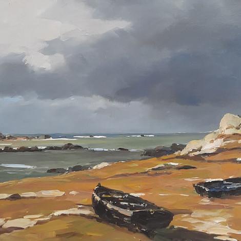 RUAIS : Orage sur la côte des légendes